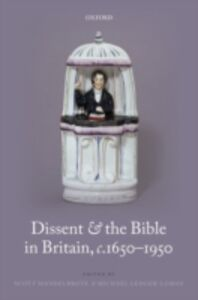 Ebook in inglese Dissent and the Bible in Britain, c.1650-1950