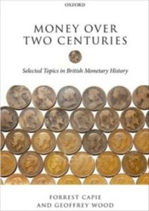 Foto Cover di Money over Two Centuries: Selected Topics in British Monetary History, Ebook inglese di Forrest Capie,Geoffrey Wood, edito da OUP Oxford