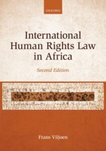 Ebook in inglese International Human Rights Law in Africa Viljoen, Frans