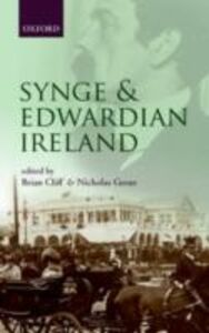 Ebook in inglese Synge and Edwardian Ireland -, -