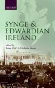 Ebook in inglese Synge and Edwardian Ireland -, -