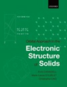 Ebook in inglese Orbital Approach to the Electronic Structure of Solids Canadell, Enric , Doublet, Marie-Liesse , Iung, Christophe