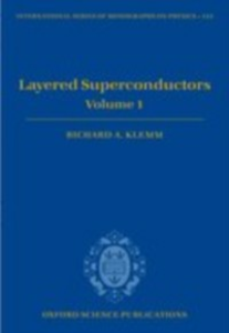 Ebook in inglese Layered Superconductors: Volume 1 Klemm, Richard A.