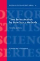 Time Series Analysis by State Space Methods:Second Edition