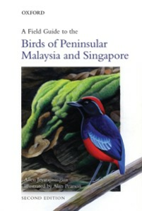 Ebook in inglese Field Guide to the Birds of Peninsular Malaysia and Singapore Jeyarajasingam, Allen