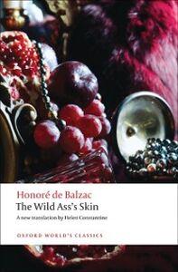 Ebook in inglese Wild Ass's Skin Balzac, Honor&eacute ,  de