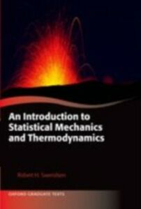 Foto Cover di Introduction to Statistical Mechanics and Thermodynamics, Ebook inglese di Robert H. Swendsen, edito da OUP Oxford