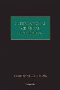 Ebook in inglese International Criminal Procedure Safferling, Christoph