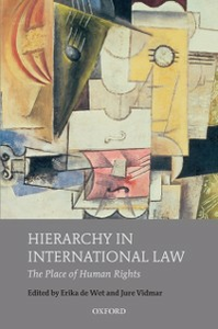 Ebook in inglese Hierarchy in International Law: The Place of Human Rights -, -