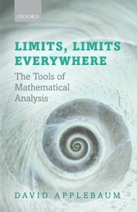 Ebook in inglese Limits, Limits Everywhere: The Tools of Mathematical Analysis Applebaum, David