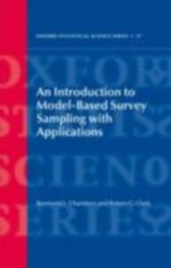 Foto Cover di Introduction to Model-Based Survey Sampling with Applications, Ebook inglese di Ray Chambers,Robert Clark, edito da OUP Oxford