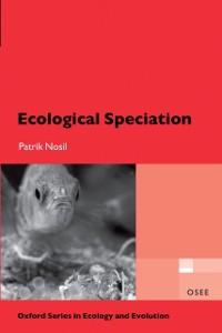 Ebook in inglese Ecological Speciation Nosil, Patrik