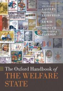 Ebook in inglese Oxford Handbook of the Welfare State -, -