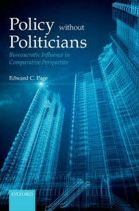 Ebook in inglese Policy Without Politicians: Bureaucratic Influence in Comparative Perspective Page, Edward C