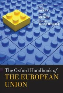 Ebook in inglese Oxford Handbook of the European Union Jones, Erik , Menon, Anand