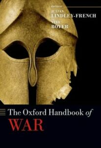 Foto Cover di Oxford Handbook of War, Ebook inglese di  edito da OUP Oxford