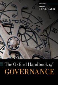 Ebook in inglese Oxford Handbook of Governance -, -