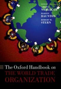 Ebook in inglese Oxford Handbook on The World Trade Organization -, -