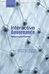 Interactive Governance: Advancing the Paradigm