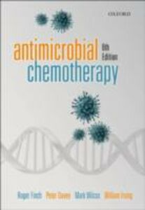 Ebook in inglese Antimicrobial Chemotherapy Davey, Peter , Finch, Roger , Irving, William , Wilcox, Mark H.