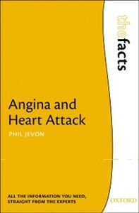 Foto Cover di Angina and Heart Attack, Ebook inglese di Phil Jevon, edito da OUP Oxford