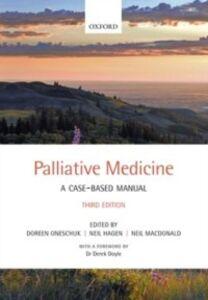 Ebook in inglese Palliative Medicine: A case-based manual -, -