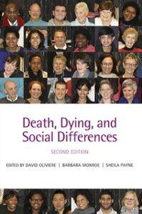 Foto Cover di Death, Dying, and Social Differences, Ebook inglese di  edito da OUP Oxford
