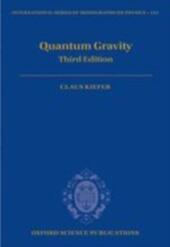 Quantum Gravity: Third Edition
