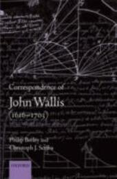 Correspondence of John Wallis (1616-1703): Volume III (October 1668-1671)