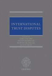 International Trust Disputes