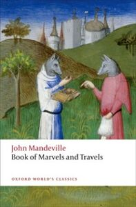 Ebook in inglese Book of Marvels and Travels Mandeville, John