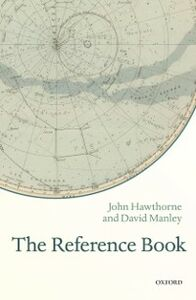 Foto Cover di Reference Book, Ebook inglese di John Hawthorne,David Manley, edito da OUP Oxford
