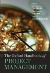 Oxford Handbook of Project Management