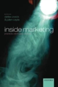 Ebook in inglese Inside Marketing: Practices, Ideologies, Devices -, -