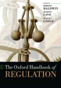 Foto Cover di Oxford Handbook of Regulation, Ebook inglese di  edito da OUP Oxford
