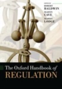 Ebook in inglese Oxford Handbook of Regulation -, -