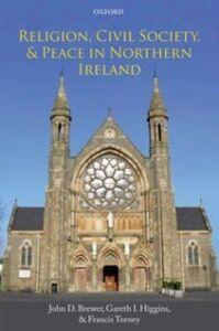 Foto Cover di Religion, Civil Society, and Peace in Northern Ireland, Ebook inglese di AA.VV edito da OUP Oxford