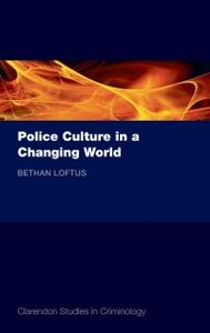 Ebook in inglese Police Culture in a Changing World Loftus, Bethan
