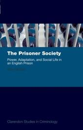 Prisoner Society: Power, Adaptation and Social Life in an English Prison