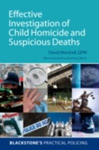 Ebook in inglese Effective Investigation of Child Homicide and Suspicious Deaths Marshall QPM, David