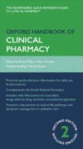 Ebook in inglese Oxford Handbook of Clinical Pharmacy Mitchell, Marc , Snelling, Melanie , Wiffen, Philip