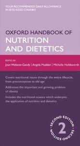 Ebook in inglese Oxford Handbook of Nutrition and Dietetics -, -