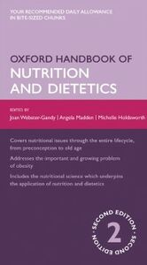 Foto Cover di Oxford Handbook of Nutrition and Dietetics, Ebook inglese di  edito da OUP Oxford