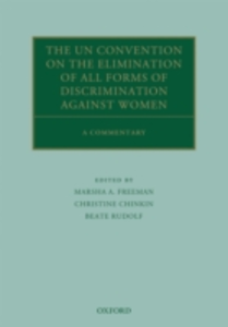 Ebook in inglese UN Convention on the Elimination of All Forms of Discrimination Against Women: A Commentary -, -