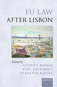 Ebook in inglese EU Law after Lisbon -, -