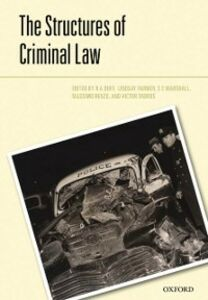 Foto Cover di Structures of the Criminal Law, Ebook inglese di  edito da OUP Oxford