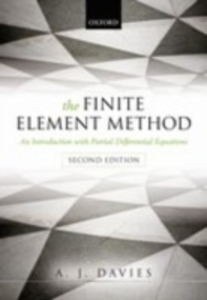 Ebook in inglese Finite Element Method: An Introduction with Partial Differential Equations Davies, A. J.
