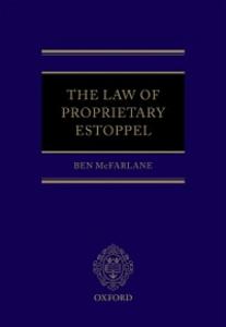 Ebook in inglese Law of Proprietary Estoppel McFarlane, Ben