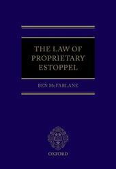 Law of Proprietary Estoppel