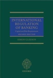 Ebook in inglese International Regulation of Banking: Capital and Risk Requirements Gleeson, Simon